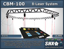 Laser Light System SHX-CBM-100