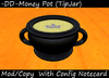 Tipjar Goldpot / Tip Jar Kettle with Config (Fullversion Boxed)