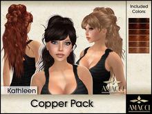 Amacci Hair ~ Kathleen - Copper Pack