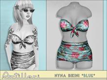 /artilleri/ Nyna bikini *blue*