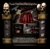 [LH] Slayer Supplies: The Inquisitor - Huge Accessory Set for the Devout / Faithful Vampire Hunter. Crossbow Included!