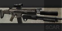*BREACH* SCAR Assault Rifle