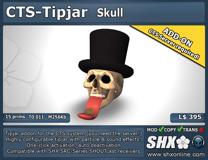 SHX CTS-Tipjar Addon Skull