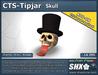 Shx cts tipjar skull