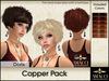 Amacci Hair ~ Doris - Copper Pack