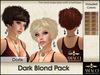 Amacci Hair ~ Doris - Dark Blond Pack