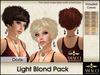 Amacci Hair ~ Doris - Light Blond Pack