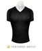 Basic V Neck (Black)