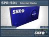 Internet Radio - SHX - SHOUTcast & ICEcast - SPR-501