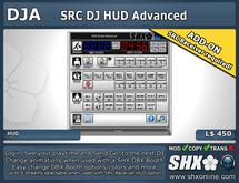 SHX-DJ HUD Advanced