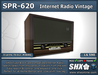 SHX- Internet Enabled Vintage Radio - SHOUTcast & ICEcast - SPR-620