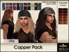 Amacci Hair ~ Phil - Copper Pack