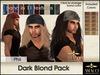 Amacci Hair ~ Phil - Dark Blond Pack