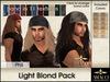 Amacci Hair ~ Phil - Light Blond Pack