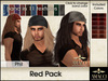 Amacci Hair ~ Phil - Red Pack