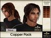 Amacci Hair ~ Steve - Copper Pack