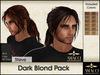 Amacci Hair ~ Steve - Dark Blond Pack