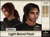 Amacci Hair ~ Steve - Light Blond Pack