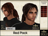 Amacci Hair ~ Steve - Red Pack
