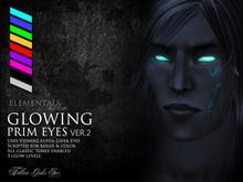 Glowing Eyes, Origins + Fallen Gods Inc.