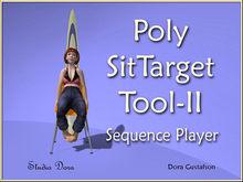 Poly SitTarget Tool II