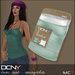 DCNY Basic Tank Tops Pkg. of 2 in Spring & White *Includes Tango Appliers!*