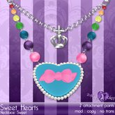 {Violet Voltaire} SweetHearts Sweet Necklace