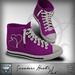 Viviane Fashion - Sneakers Heart1 Pink