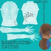 ****CandyTex**** Darkflower-tattoo