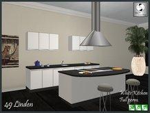Enjoy Life White Kitchen Full Permision