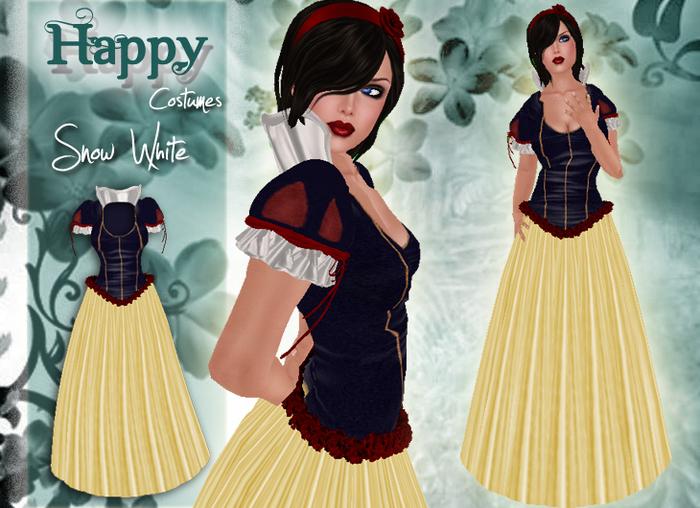 {Happy} Snow White