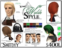 - Smithy - A Wylde Style by Khyle Sion at ~Refined Wild~
