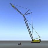 "Heavy Load Crane ""Starlifter 5500"""