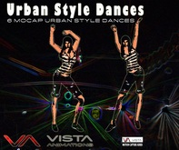 VISTA ANIMATIONS-URBAN SEXY DANCES PACK