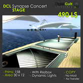 *** DCL Synapse Concert Stage
