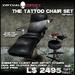 -Virtual Decay- Tattoo Chair Set [Copy]