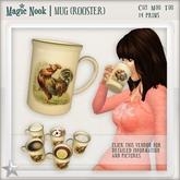 [MAGIC NOOK] Mug (Rooster)