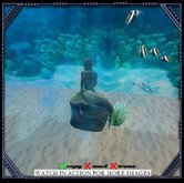 .:GDC:. Suites Mermaids Cove (Compatible for Both Skyboxes)