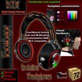 KDC Isolation Headphones