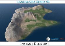 20% OFF SALE! RAW Terrain File: Landscapes