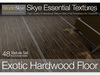 Skye exotic hardwood floor2