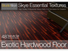 Skye exotic hardwood floor4