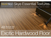 Skye exotic hardwood floor3