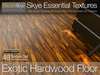 Promo Save L$200 Exotic Hardwood Floor - Skye Essential - 48 Full Perms Textures