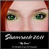 ~*By Snow*~ Shamrock Eyes 2011