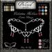 Beloved Jewelry : Valentina Necklace (Platinum Gold Metal/Stone Change)