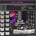TD TEMPLATES Designer Gothic Corset Resource Kit - Templates TGA & PSD - FULL PERMISSIONS