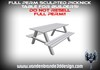~Full perm sculpted Picknick table + Maps!