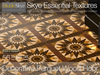 Skye decorative parquet floor 3