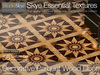 Skye decorative parquet floor 2